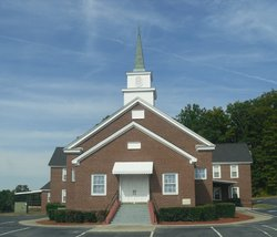 Unity Baptist Church Cemetery New