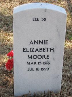 Annie Elizabeth Moore