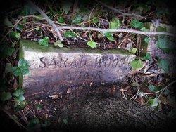 Sarah J. Sallie <i>Wood</i> Adair