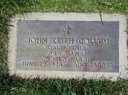 John K. Uh Huh Collum