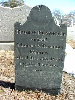 Thomas Fenner, Jr