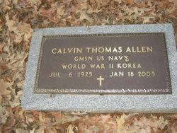 Calvin Thomas Allen