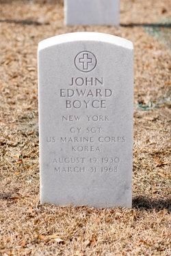 John Edward Boyce