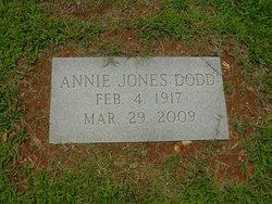 Annie Ray <i>Jones</i> Dodd