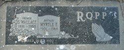 Myrtle E Ropp