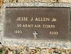 Jesse J Allen, Jr