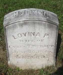 Lavina Purington <i>Tripp</i> Strout