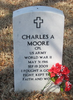 Charles A. Moore