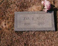 Eva Bessie <i>Walkup</i> King