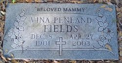 Vina <i>Penland</i> Fields