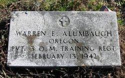 Warren E. Alumbaugh