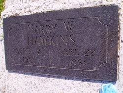 Harry W Hawkins