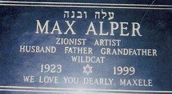 Max Mordecai Alper