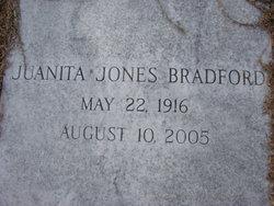 Juanita <i>Jones</i> Bradford