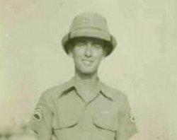 Sgt Robert Lewis Bobby Propst