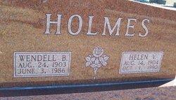 Wendell B. Holmes