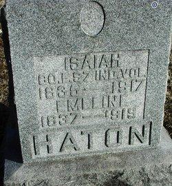 Isaiah Haton