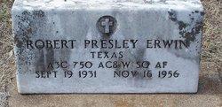 Robert Presley Erwin