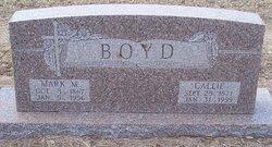 Mark Murphy Boyd