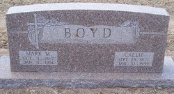 Callie <i>Simmons</i> Boyd