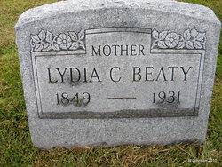 Lydia C. <i>Nottingham</i> Beaty