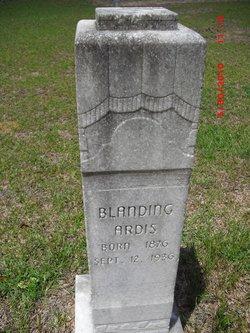 Blanding Ardis