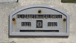 Elizabeth Caldwell