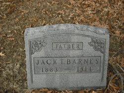 John Thomas Jack Barnes