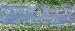 Ilene Mae <i>Healy</i> Balbaugh