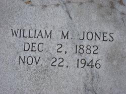 William M Jones