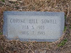 Corine <i>Hill</i> Hagan