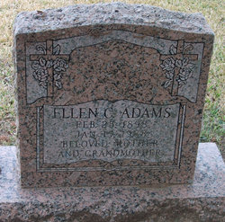 Ellen C Babe <i>Cockrell</i> Adams