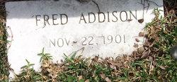 Fred Addison, Sr