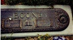 Mrs Ruth E. <i>Gruber</i> Boone