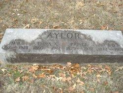 H B Aylor