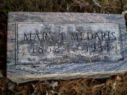 Mary Isabelle Belle <i>Dawson</i> Medaris