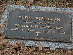 Rufus Berryman