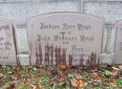 Jackson Herr Jackie Boyd
