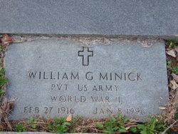 William Glenist Minick