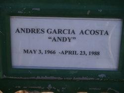 Andres Garcia Andy Acosta