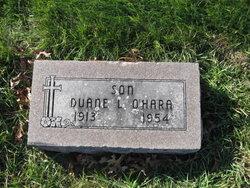 Duane L O'Hara