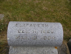 Elizabeth A. <i>Linderman</i> Adams