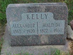 Alexander J Kelly