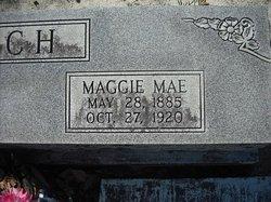 Maggie Mae <i>Moore</i> Rich