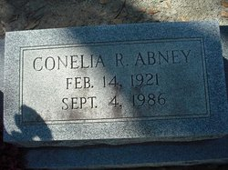 Conelia <i>Rich</i> Abney
