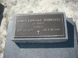 James Edward Sconyers