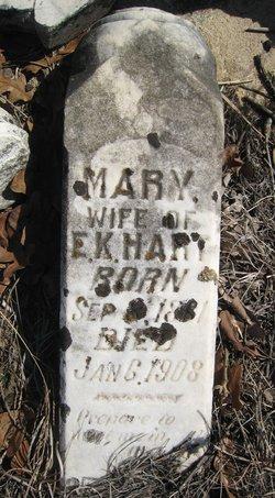 Mary Jane <i>Couey</i> Hart