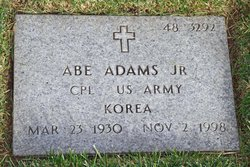 Abe Adams, Jr