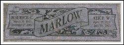 Maurice C Marlow