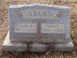 Lavina M. Adams
